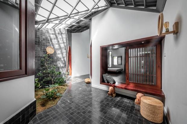 Vợ chồng miền Tây xây nhà hoành tráng như resort cao cấp, thiết kế uốn lượn trộm vào cũng không biết đường ra - Ảnh 7.