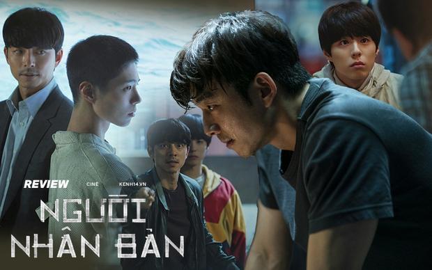 Người Nhân Bản: Nội dung Gong Yoo và Park Bo Gum cũng không đủ cứu bộ phim lê thê, hụt hẫng? - Ảnh 1.