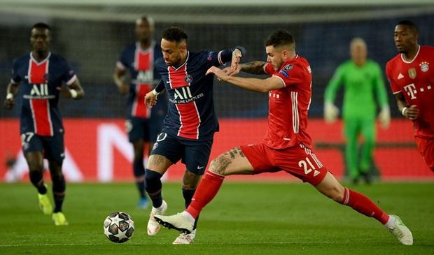Bayern Munich chính thức trở thành cựu vương Champions League dù thắng PSG - Ảnh 1.