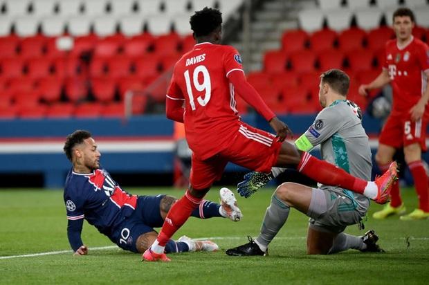 Bayern Munich chính thức trở thành cựu vương Champions League dù thắng PSG - Ảnh 2.