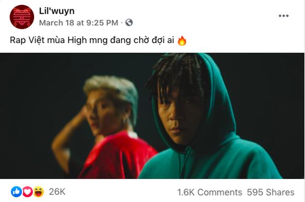 Lại thêm 2 quái vật lộ diện tại casting Rap Việt khiến rap fan chỉ biết thốt lên: Mùa 2 cháy đấy - Ảnh 3.