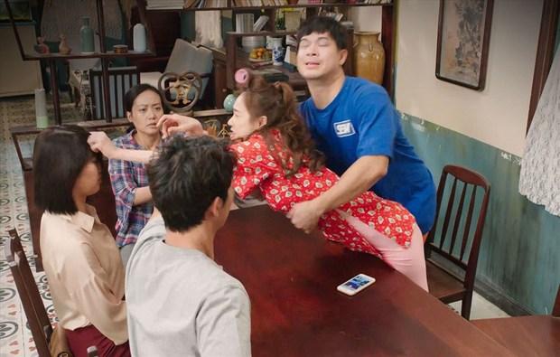 Hớn hở đi chụp hình cưới, cô dâu phát hiện mình bị trùng chú rể ở Cây Táo Nở Hoa - Ảnh 3.