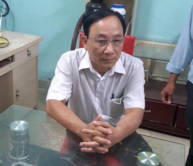 Giám đốc Bệnh viện Cai Lậy bị khởi tố về hành vi Giết người - Ảnh 1.