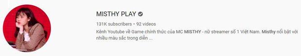 Linh Ngọc Đàm thông báo kênh YouTube 6 triệu sub của MisThy sắp về bờ, fan tưng bừng như hội! - Ảnh 2.