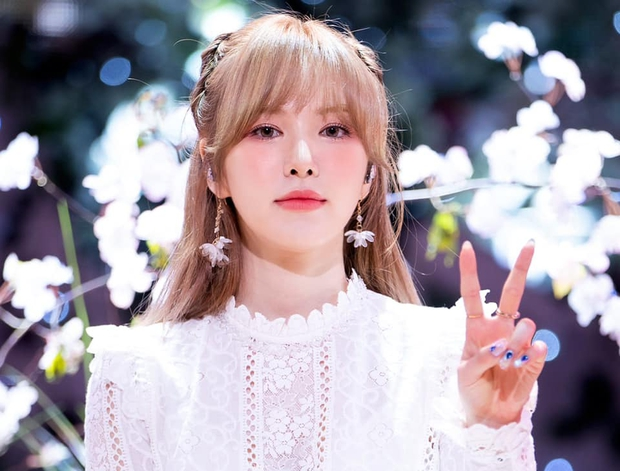 Wendy (Red Velvet) khiến netizen cảm phục khi vẫn cúi đầu 90 độ cảm ơn staff SBS sau tai nạn kinh hoàng - Ảnh 2.