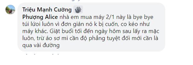 Bỏ 60 triệu mua máy giặt sấy 2 trong 1, mẹ Hà Nội phát hiện đồ trong túi giặt chưa khô và lời lý giải hợp tình hợp lý - Ảnh 3.