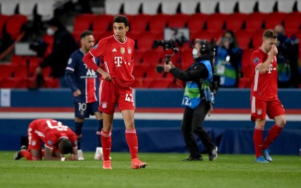 Bayern Munich chính thức trở thành cựu vương Champions League dù thắng PSG - Ảnh 8.