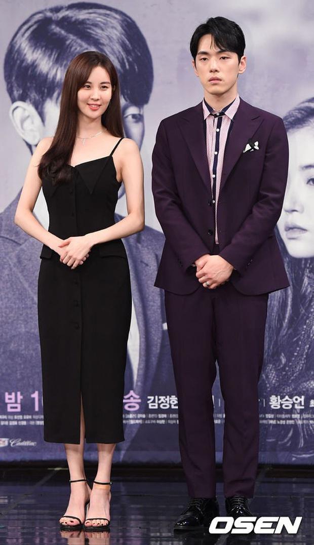 Seohyun (SNSD) xuất hiện giữa scandal chấn động: Cố mỉm cười nhưng lại lộ rõ 1 điểm gây xót xa - Ảnh 5.