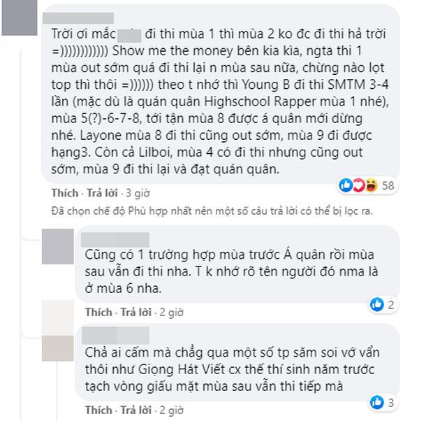 Học trò Wowy vào đến vòng 3 Rap Việt mùa 1 tiếp tục đăng kí casting mùa 2, tuyên bố chơi đến khi vô địch thì thôi - Ảnh 4.