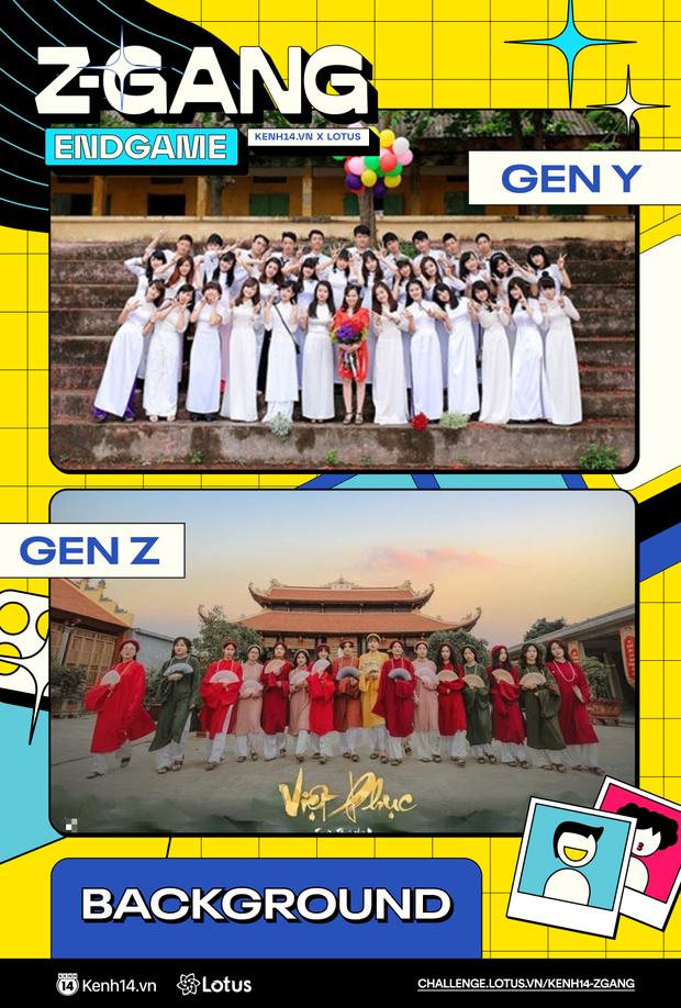 Gen Y với Gen Z cách nhau có một thế hệ mà style chụp kỷ yếu thay đổi xoành xoạch, nhìn lại mới thấy thời gian trôi nhanh quá - Ảnh 1.