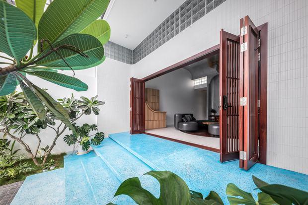 Vợ chồng miền Tây xây nhà hoành tráng như resort cao cấp, thiết kế uốn lượn trộm vào cũng không biết đường ra - Ảnh 2.