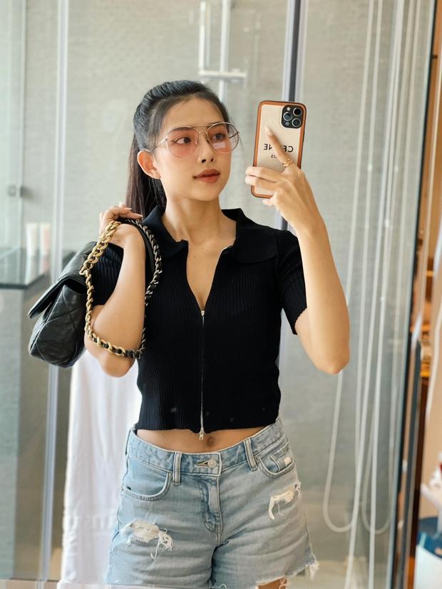 Tất tần tật về vợ sắp cưới của Phan Mạnh Quỳnh: Hot girl sở hữu 160 ngàn follow, body cực bốc còn cuộc sống sang chảnh ra sao? - Ảnh 14.