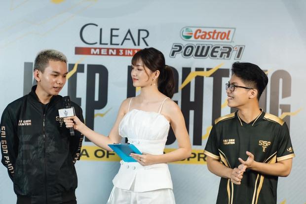 Trên tay MC Bảo Hằng, nhan sắc ngày càng thăng hạng, xứng đáng nàng thơ mới của Đấu Trường Danh Vọng - Ảnh 6.