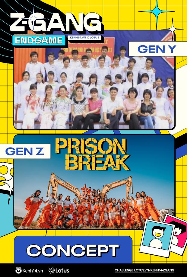 Gen Y với Gen Z cách nhau có một thế hệ mà style chụp kỷ yếu thay đổi xoành xoạch, nhìn lại mới thấy thời gian trôi nhanh quá - Ảnh 2.