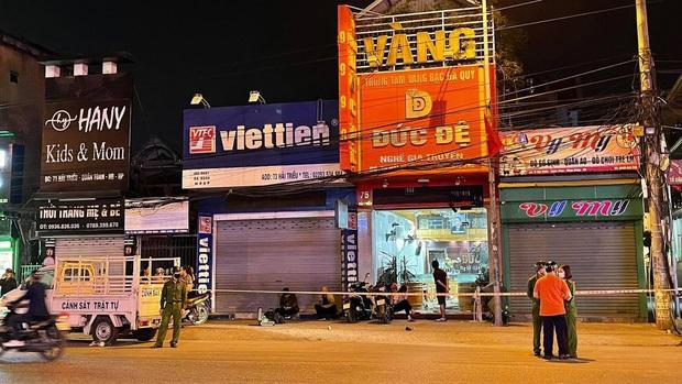 Nóng: Bắt kẻ ném mìn tự chế vào tiệm vàng ở Hải Phòng sau gần 1 tháng truy bắt - Ảnh 2.