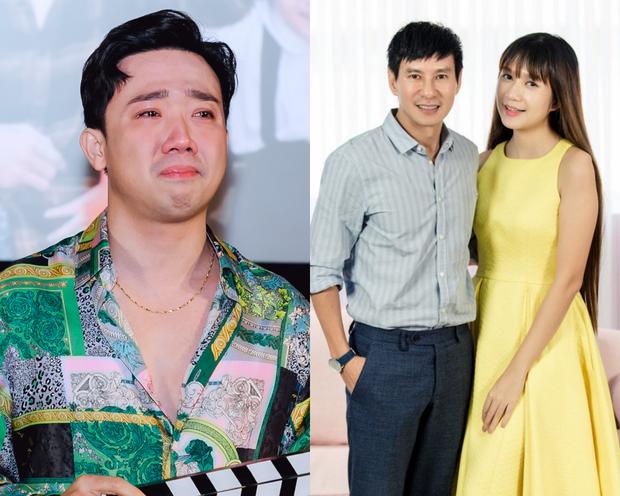 Lý Hải - Minh Hà PR cho Bố Già ngay khi ra mắt, còn Trấn Thành thì kêu gọi fan xem phim nước ngoài ngay khi Lật Mặt ra mắt - Ảnh 2.