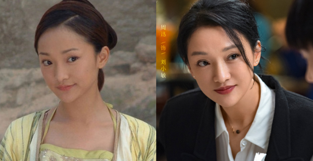 Châu Tấn trẻ ra chục tuổi, visual y hệt thời Anh Hùng Xạ Điêu 18 năm trước ở phim mới - Ảnh 8.