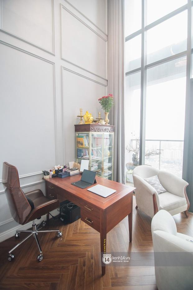 Duplex 28 tỷ ở Vinhomes Metropolis của doanh nhân Hà Nội: Một ngôi nhà đẹp không nhất thiết phải đầu tư nhiều tiền - Ảnh 9.
