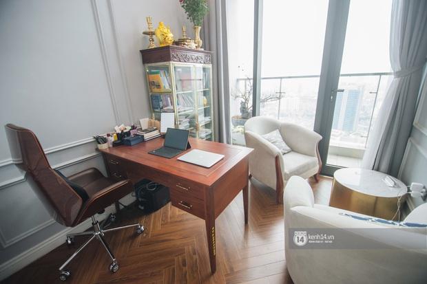 Duplex 28 tỷ ở Vinhomes Metropolis của doanh nhân Hà Nội: Một ngôi nhà đẹp không nhất thiết phải đầu tư nhiều tiền - Ảnh 8.