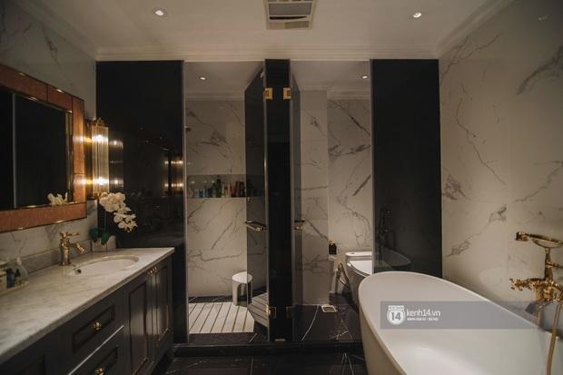 Duplex 28 tỷ ở Vinhomes Metropolis của doanh nhân Hà Nội: Một ngôi nhà đẹp không nhất thiết phải đầu tư nhiều tiền - Ảnh 12.