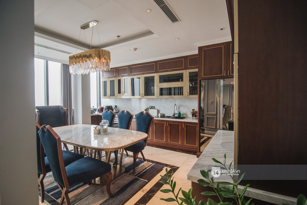 Duplex 28 tỷ ở Vinhomes Metropolis của doanh nhân Hà Nội: Một ngôi nhà đẹp không nhất thiết phải đầu tư nhiều tiền - Ảnh 6.