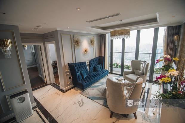 Duplex 28 tỷ ở Vinhomes Metropolis của doanh nhân Hà Nội: Một ngôi nhà đẹp không nhất thiết phải đầu tư nhiều tiền - Ảnh 2.