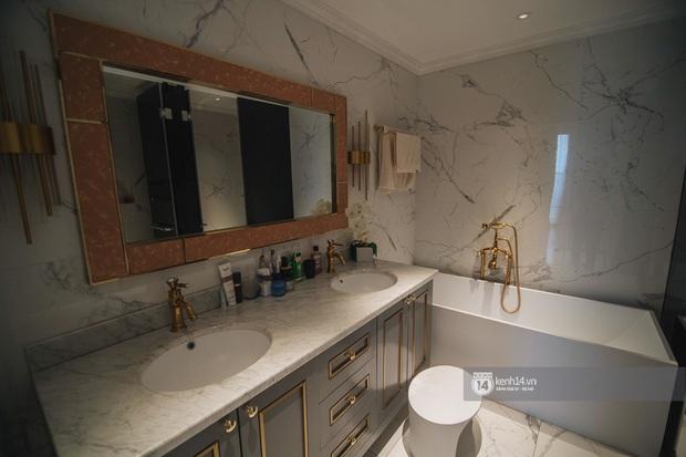 Duplex 28 tỷ ở Vinhomes Metropolis của doanh nhân Hà Nội: Một ngôi nhà đẹp không nhất thiết phải đầu tư nhiều tiền - Ảnh 11.
