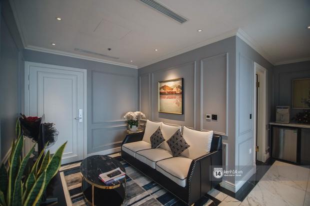 Duplex 28 tỷ ở Vinhomes Metropolis của doanh nhân Hà Nội: Một ngôi nhà đẹp không nhất thiết phải đầu tư nhiều tiền - Ảnh 14.