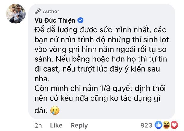 Rhymastic khuyên thí sinh Rap Việt miền Bắc: Nếu cảm thấy bằng hoặc hơn thí sinh mùa 1 hẵng đi cast! - Ảnh 2.