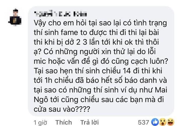 Netizen không phục, tràn vào tận nơi ăn vạ dưới bài đăng của Rhymastic về casting Rap Việt mùa 2 - Ảnh 6.