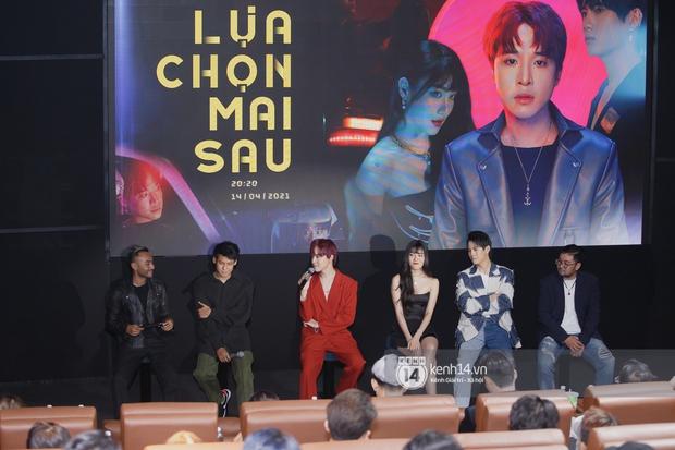 Vpop có tân binh đào tạo tại Hàn Quốc, là học trò của nhạc sĩ đứng sau loạt hit của Bích Phương nhưng nói gì khi bị so giống Soobin? - Ảnh 5.