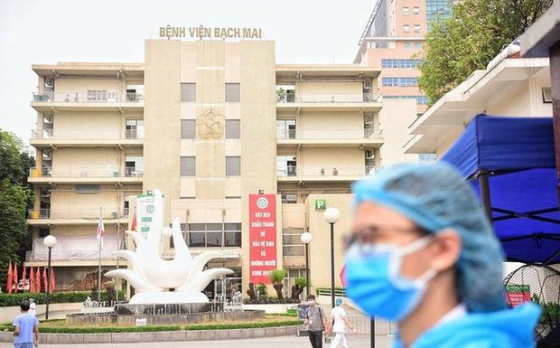 Tiến sĩ rời BV Bạch Mai: Môi trường không còn phù hợp, cuối tuần phải báo cáo kiểm điểm - Ảnh 1.