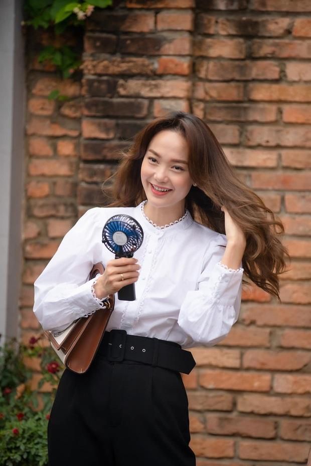Xem Minh Hằng nhá hàng tạo hình trong phim mới: Đây là 1 trong những nàng công sở mặc đẹp nhất màn ảnh Việt chứ đâu! - Ảnh 1.