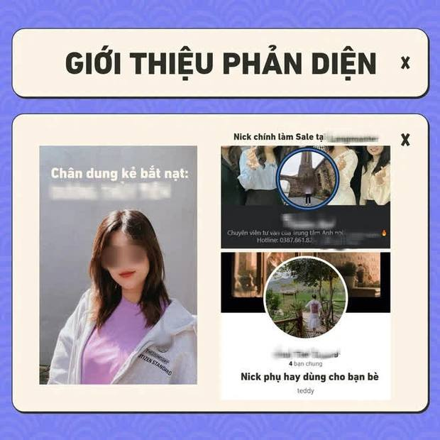 Sốc: Cô gái Hà Nội tự thiết kế PowerPoint để tố cáo người bắt nạt mình thời đi học, vô số trò bẩn được tiết lộ khiến dân mạng rùng mình - Ảnh 2.