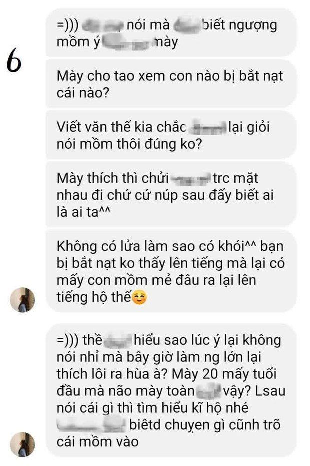 Sốc: Cô gái Hà Nội tự thiết kế PowerPoint để tố cáo người bắt nạt mình thời đi học, vô số trò bẩn được tiết lộ khiến dân mạng rùng mình - Ảnh 8.