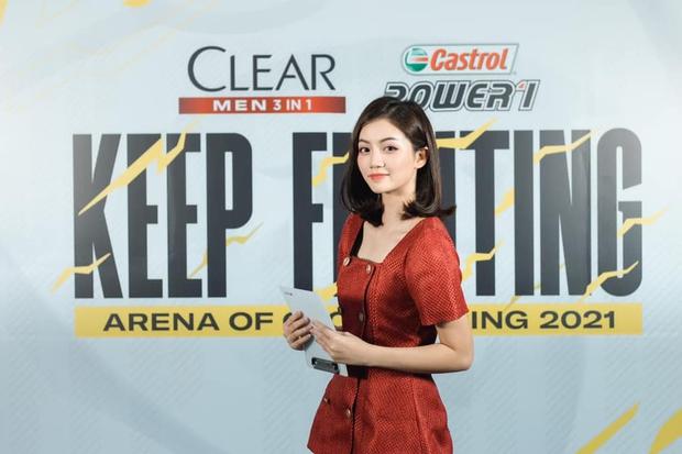 Trên tay MC Bảo Hằng, nhan sắc ngày càng thăng hạng, xứng đáng nàng thơ mới của Đấu Trường Danh Vọng - Ảnh 5.