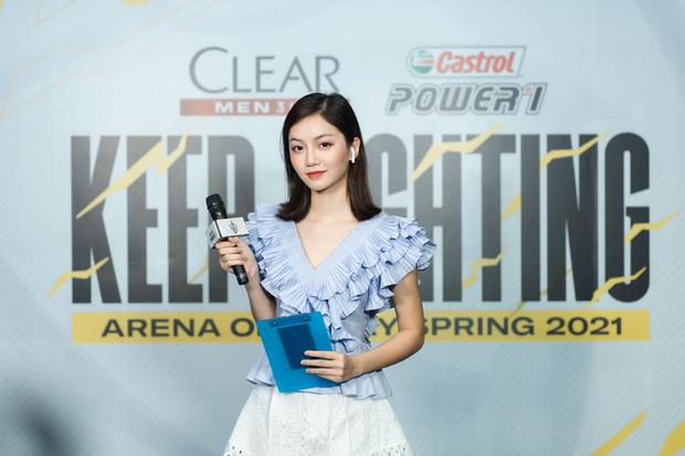 Trên tay MC Bảo Hằng, nhan sắc ngày càng thăng hạng, xứng đáng nàng thơ mới của Đấu Trường Danh Vọng - Ảnh 7.