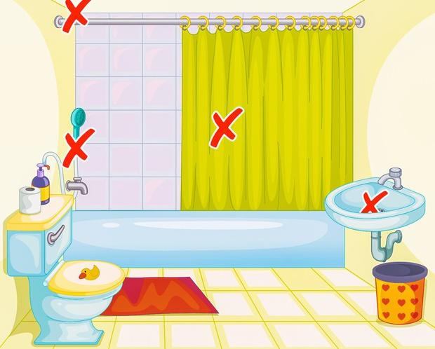 7 sai lầm khi vệ sinh nhà cửa khiến mọi công sức đổ sông đổ bể - Ảnh 7.