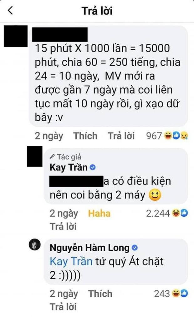 Sự nghiệp âm nhạc của Kay Trần khi về công ty Sơn Tùng: chụp choẹt vài tấm ảnh, dự sự kiện và share bài ủng hộ Sếp là chủ yếu - Ảnh 4.