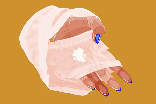 Cổ tử cung đầy độc tố sẽ khiến con gái gặp phải 5 vấn đề này trong kỳ rụng dâu, mong rằng bạn không gặp điều nào - Ảnh 1.