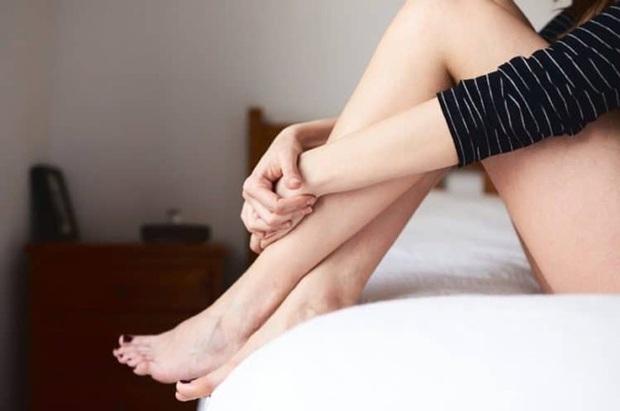 Cổ tử cung đầy độc tố sẽ khiến con gái gặp phải 5 vấn đề này trong kỳ rụng dâu, mong rằng bạn không gặp điều nào - Ảnh 4.
