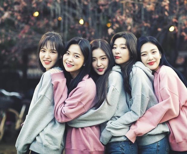Wendy (Red Velvet) mất sạch hình tượng với pha ending cồng kềnh, thì ra là học hỏi vựa muối cùng công ty - Ảnh 5.