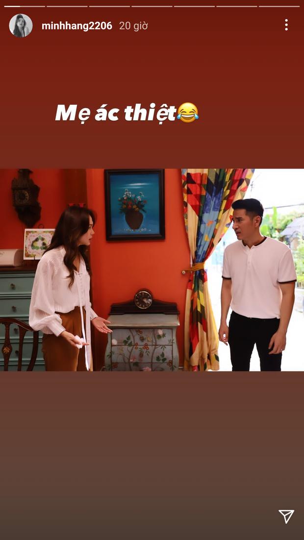 Xem Minh Hằng nhá hàng tạo hình trong phim mới: Đây là 1 trong những nàng công sở mặc đẹp nhất màn ảnh Việt chứ đâu! - Ảnh 5.