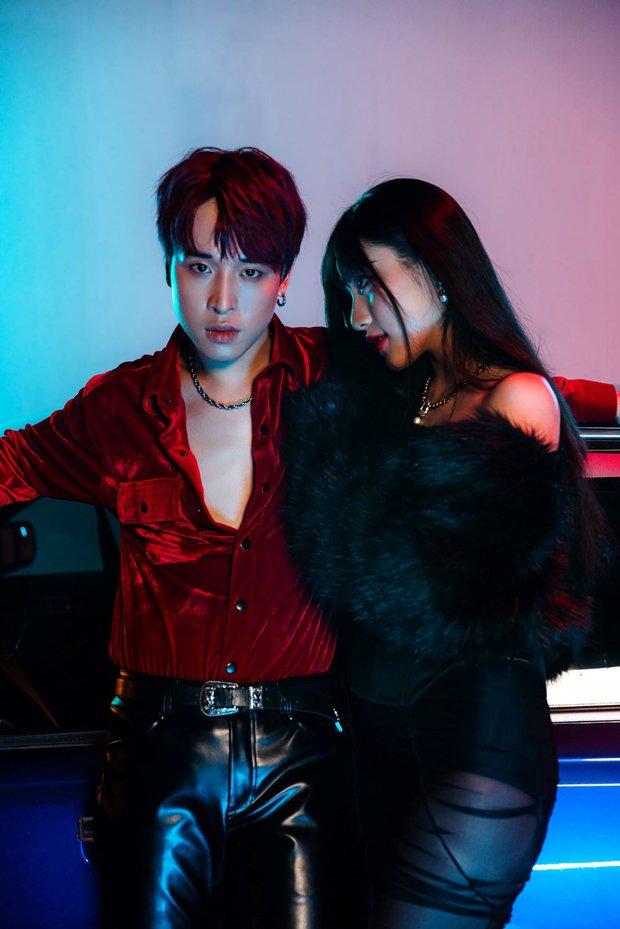 Vpop có tân binh đào tạo tại Hàn Quốc, là học trò của nhạc sĩ đứng sau loạt hit của Bích Phương nhưng nói gì khi bị so giống Soobin? - Ảnh 8.