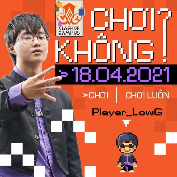 Danh hiệu rapper mê game nhất gọi tên Low G, ra nhạc về Liên Quân đều như vắt tranh khiến cả cộng đồng mê mẩn - Ảnh 3.
