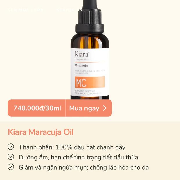 5 dầu dưỡng cho da đẹp mướt: Loại chống già đỉnh cao, loại trị mụn cực tốt - Ảnh 2.