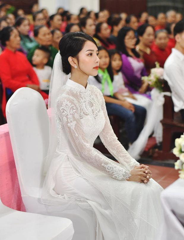 Hôm nay chú rể Phan Mạnh Quỳnh cưới được cô dâu hot girl đẹp quá: Visual và body đỉnh chóp, mê nhất góc nghiêng! - Ảnh 3.