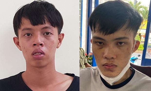 Thiếu tiền tiêu, 2 thanh niên từ quận 1 sang quận Phú Nhuận để cướp giật tài sản - Ảnh 1.