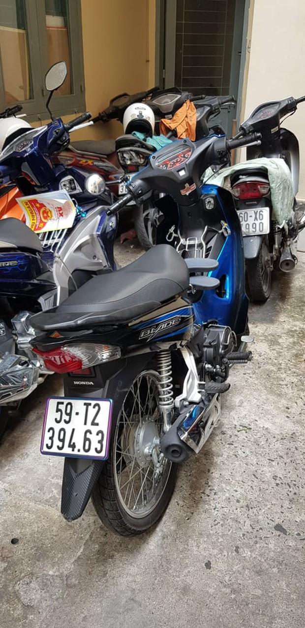 Thiếu tiền tiêu, 2 thanh niên từ quận 1 sang quận Phú Nhuận để cướp giật tài sản - Ảnh 2.