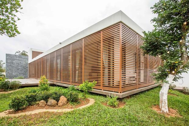 Nhà cấp 4 của gia đình tam đại đồng đường ở Quảng Nam: Bên ngoài giản dị mà bên trong sang trọng như resort 5 sao - Ảnh 20.